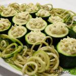 Trionfo di zucchine