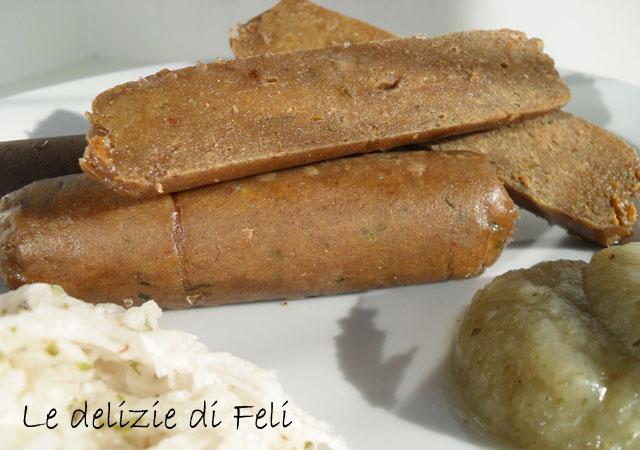 wurstel di tofu