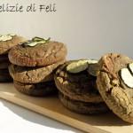 Tortini di zucchine senza glutine
