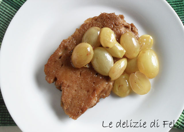 seitan all'uva