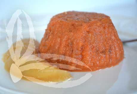 Raw-Mousse di carote e mele