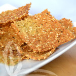 Crackers di quinoa