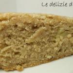 Zenzero cake