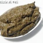 Pesto di basilico nero