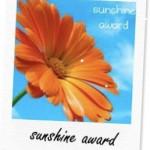 Sunshine Award il premio