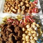 Carnevale: Camandolini, Sgonfiotti e Frittelline gluten free