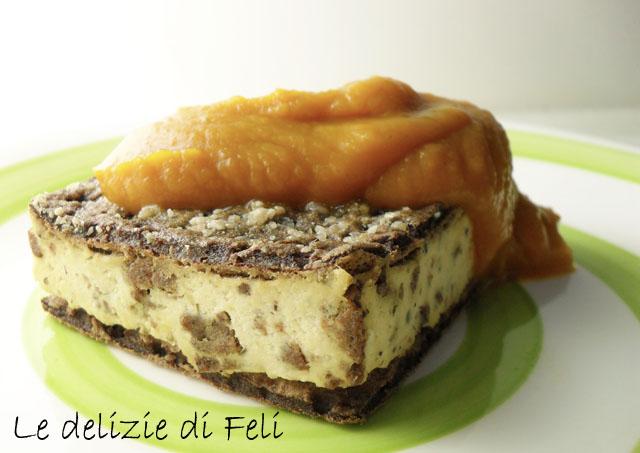 tofu e farifrittata gluten-free