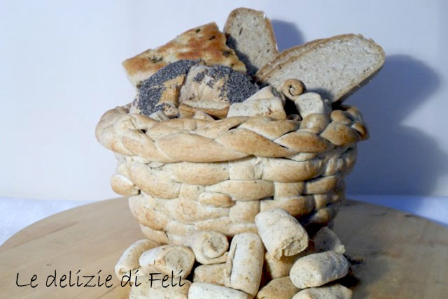 cestino di pane