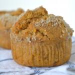 Muffin salati con pasta madre senza glutine