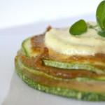 Raw-Lasagne di zucchine