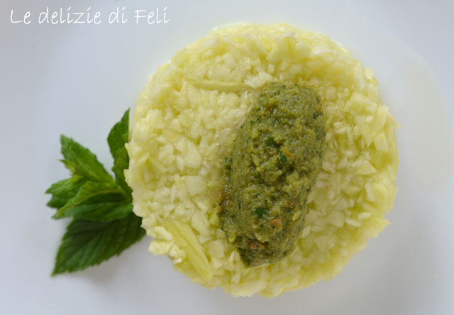 RAW-COUS COUS DI ZUCCHINE