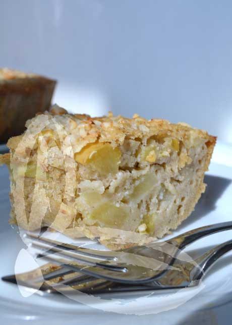 Ciambella di mele senza glutine