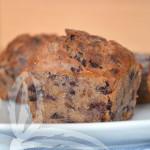 Muffin al radicchio senza glutine