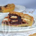 Crostata senza glutine con pasta madre