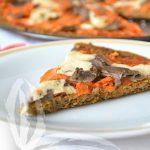 Pizza di funghi