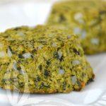 Sformatini di riso Konjak e broccoli