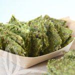 Raw-crackers di zucchine al rosmarino