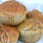 Muffin senza glutine al basilico anice