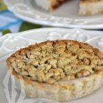 Crostatine senza glutine all'avocado