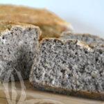 Pane senza glutine con i fiocchi